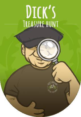 Dick's Bike Hire - Treasure Hunt