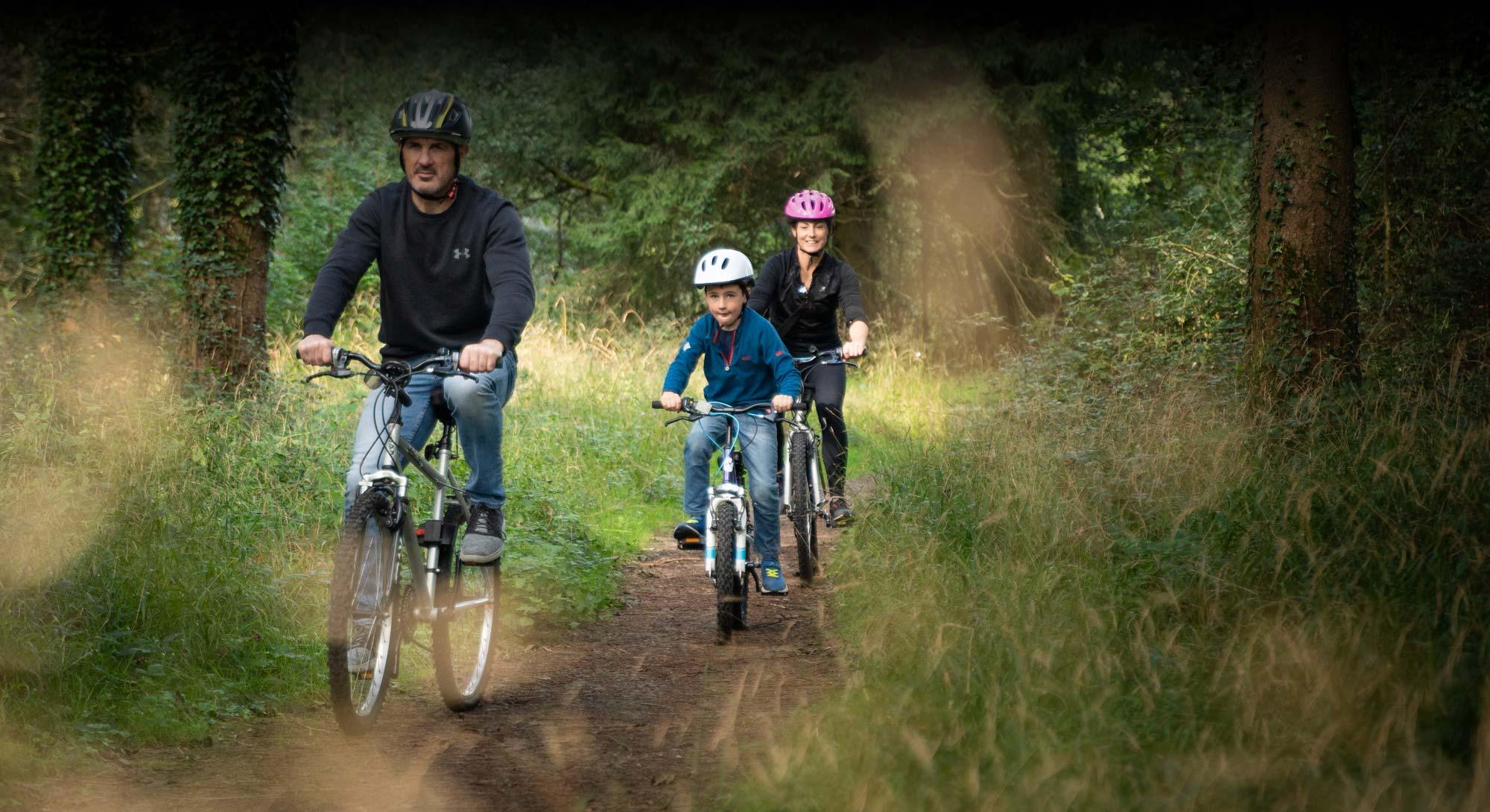 Bicycle Hire, Irelands Hidden Heartlands - Dicks' Bike Hire