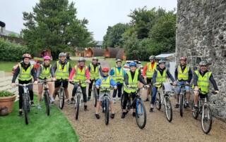 Happy Customers – Dick's Bike Hire, Portumna, Galway
