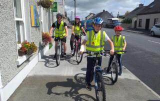 Happy Customers - Dick's Bike Hire, Portumna, Galway