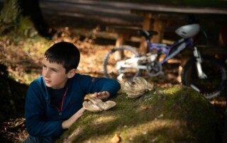 Explore Portumna Forest Park - Dick's Bike Hire