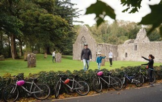 Explore Portumna Abbey - Dick's Bike Hire