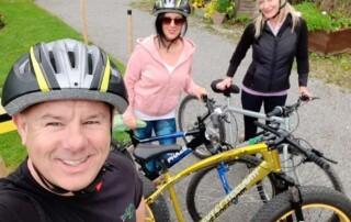 Explore Portumna Castle - Dick's Bike Hire