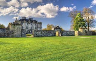 Explore Portumna Castle & Walled Gardens