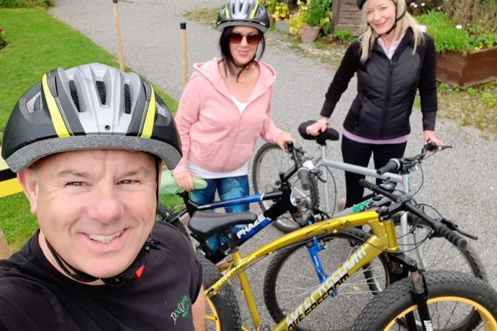 Dick's Bike Hire - Bicycle Rental Portumna, Galway