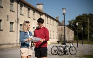 Explore the Irish Workhouse Centre, Portumna