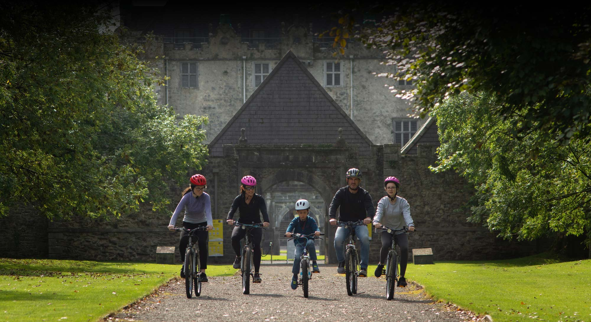 Explore Portumna's Heritage by Bicycle - Dick's Bike Hire
