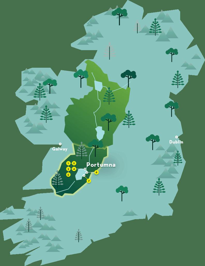 Portumna, County Galway - Ireland's Hidden Heartlands