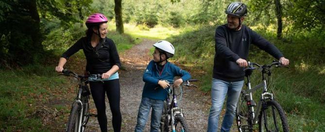 Explore Portumna Forest Park