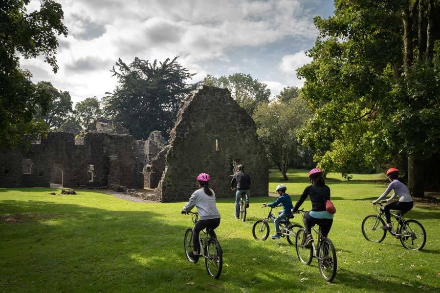 Explore Portumna Abbey