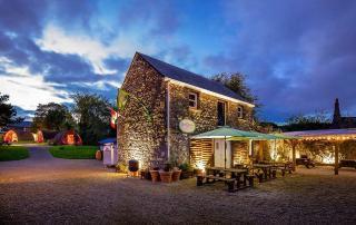 Pod Umna Glamping Village, Portumna, Galway